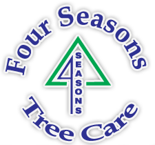 four seasons tree care logo